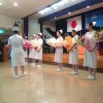 3/5 横須賀市立看護学校卒業式