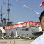 5/28 日本海海戦110周年記念式典