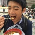 5/9 カレーフェス@三笠公園