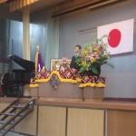 4/6 午後は長井中学校入学式