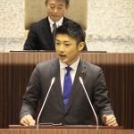 2/24 市長へ代表質問「次代を担う子どもたちに向けた抜本的な改革を!」