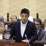 9/16 「西地区の開発」の真意は!?新しい市長へ考え方・方向性について質問!