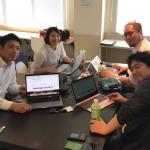 4/4 Code for Yokosukaさんと横須賀市の予算を見える化!1日かけてHP構築!