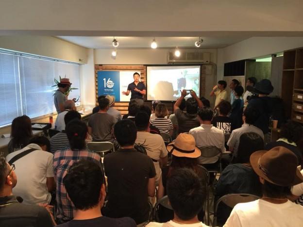 7/24 三浦半島をめぐる地域創生トレーニングセンタープロジェクト