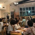 9/2 横須賀で国内外から民泊を受けている「西海岸体験たび推進協議会」の総会に参加!