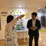 10/14 長岡市の子育ての駅「てくてく」