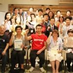 昨日は、横須賀在住の先輩スタートアップ株)gamba 森田社長にお越しいただだきました!