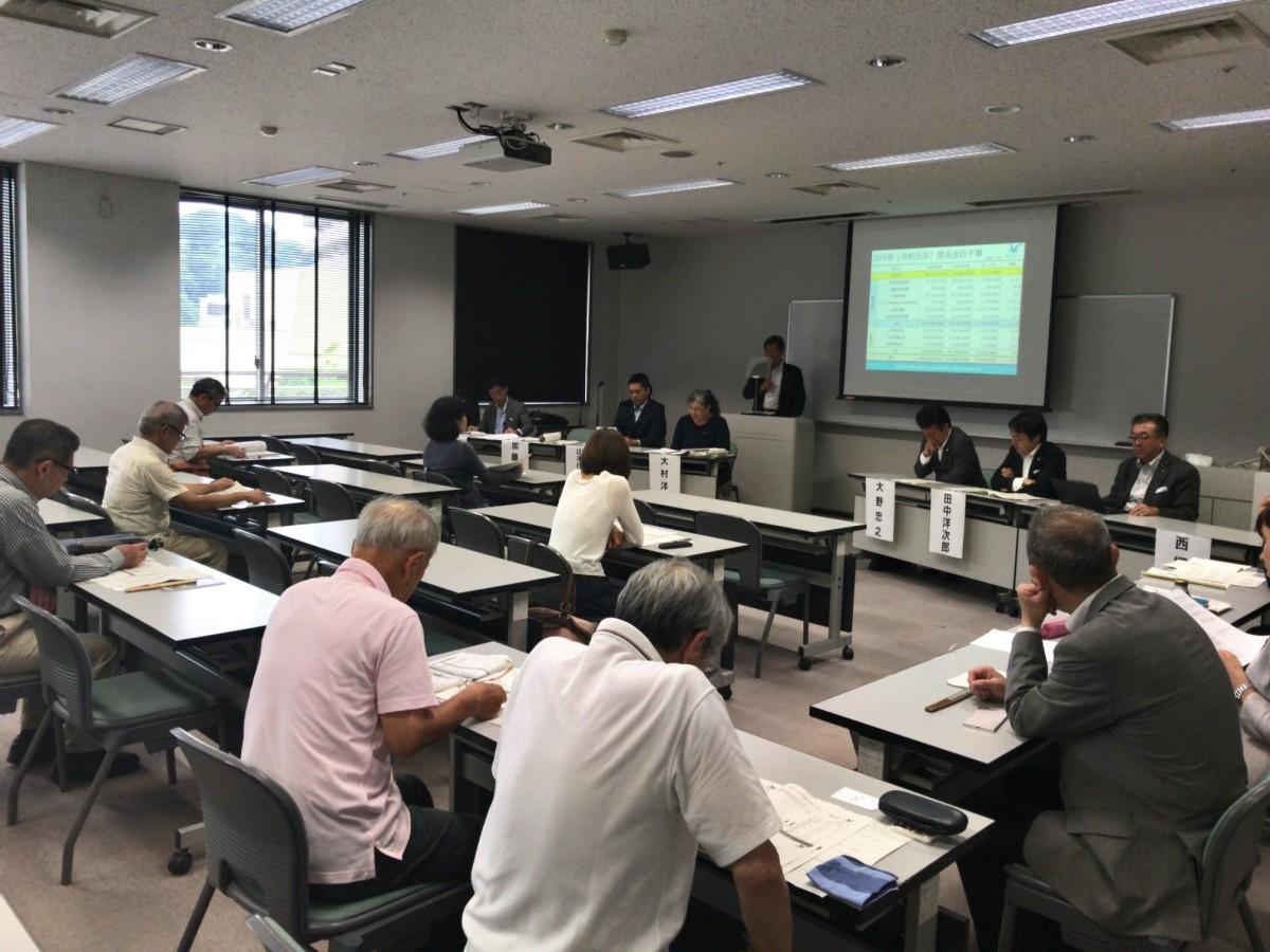 横須賀市議会としての議会報告会を開催しました!