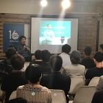 昨晩のイチロクカンファレンスでは、inaho株式会社 菱木 豊さんにトークしていただきました!