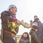 人気急上昇中のブロ雅さんの畑で農業体験・出荷体験リリース!!